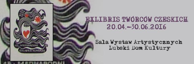 Ilustracja do informacji: Exlibris Twórców Czeskich
