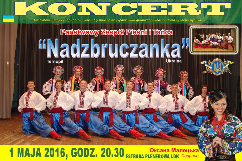 Ilustracja do informacji: NADZBRUCZANKA z UKRAINY
