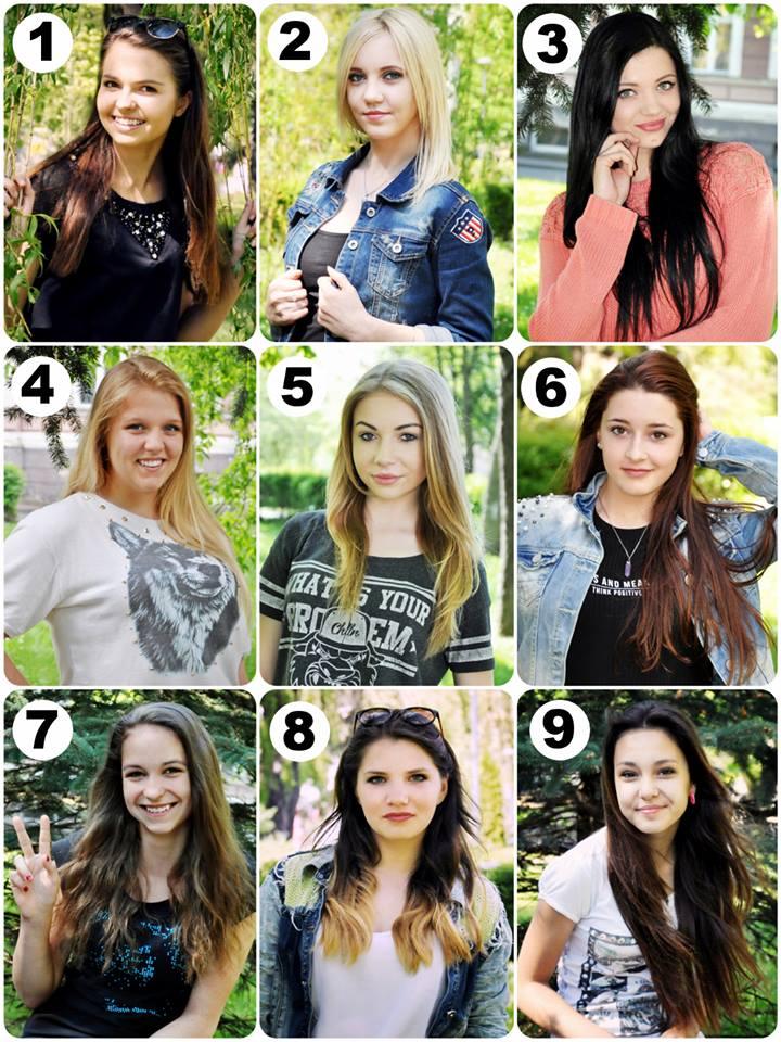 Ilustracja do informacji: Miss Lubska Nastolatek 2016