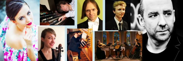 Ilustracja do informacji: 18 Międzynarodowy Festiwal Muzyki Kameralnej i Organowej