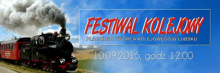 Ilustracja do informacji: Festiwal Kolejowy