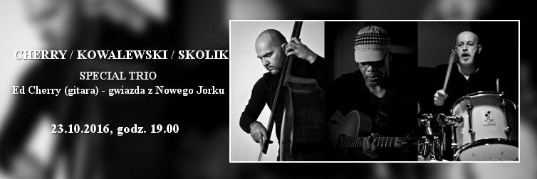 Ilustracja do informacji: CHERRY / KOWALEWSKI / SKOLIK