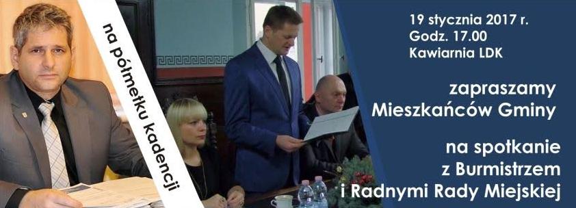 Ilustracja do informacji: Zapraszamy mieszkańców gminy Lubsko