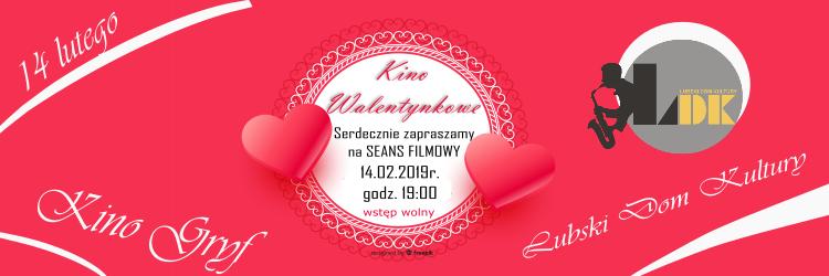 Ilustracja do informacji: Kino Walentynkowe