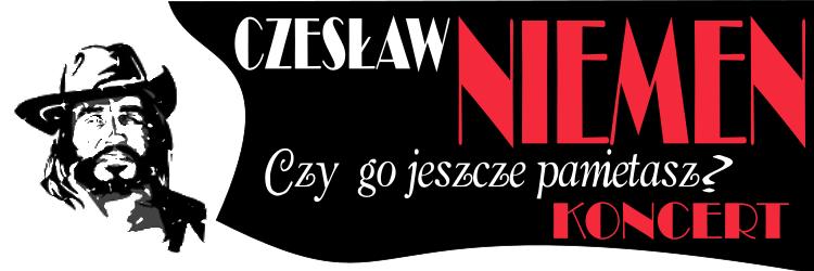 Ilustracja do informacji: Koncert - Czesław Niemen - Czy go jeszcze pamietasz?