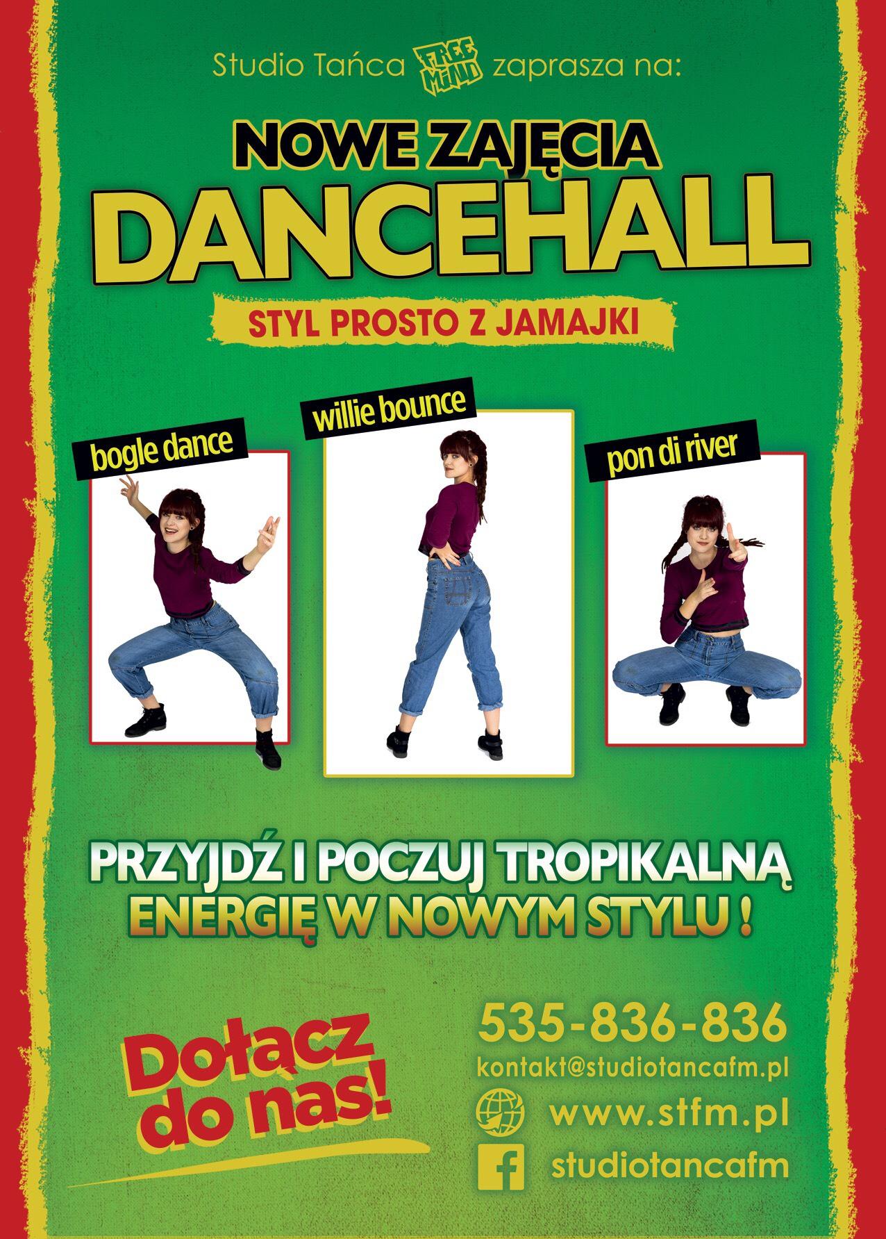 Ilustracja do informacji: DANCEHALL