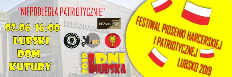 Ilustracja do informacji: Festiwal Piosenki Harcerskiej i Patriotycznej