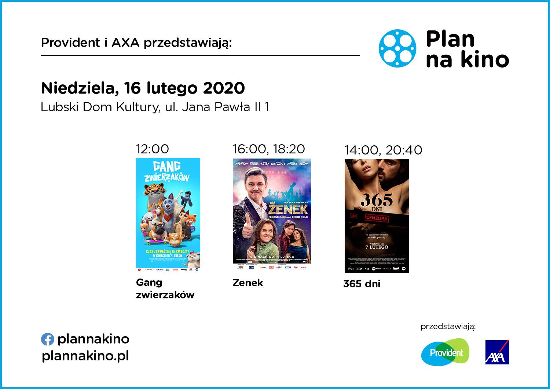 Ilustracja do informacji: Plan na kino 16.02