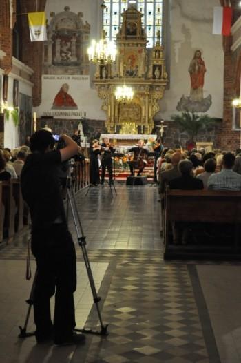 Miniatura zdjęcia: 2.09.2012r. 14 Międzynarodowy Festiwal Muzyki Kameralnej i Organowej Lubsko_DSC_0053.jpg