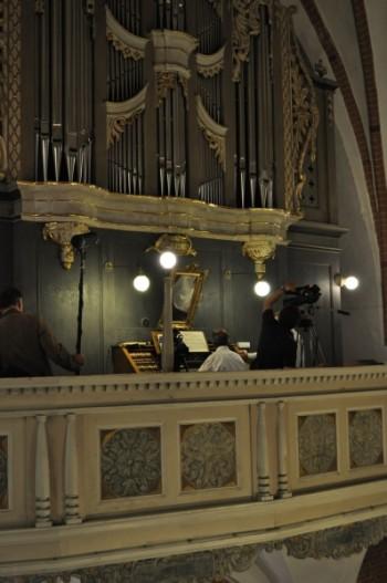 Miniatura zdjęcia: 2.09.2012r. 14 Międzynarodowy Festiwal Muzyki Kameralnej i Organowej Lubsko_DSC_0062.jpg