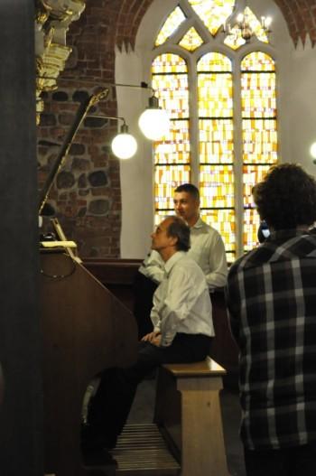 Miniatura zdjęcia: 2.09.2012r. 14 Międzynarodowy Festiwal Muzyki Kameralnej i Organowej Lubsko_DSC_0068.jpg