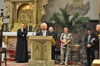 Miniatura zdjęcia: 2.09.2012r. 14 Międzynarodowy Festiwal Muzyki Kameralnej i Organowej Lubsko_DSC_0121.jpg