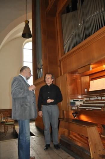 Miniatura zdjęcia: 1.09.2012r. 14 Międzynarodowy Festiwal Muzyki Kameralnej i Organowej Forst_DSC_0046.jpg