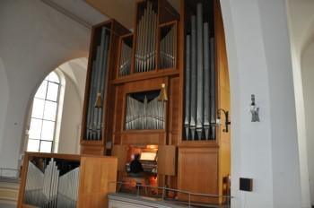 Miniatura zdjęcia: 1.09.2012r. 14 Międzynarodowy Festiwal Muzyki Kameralnej i Organowej Forst_DSC_0052.jpg