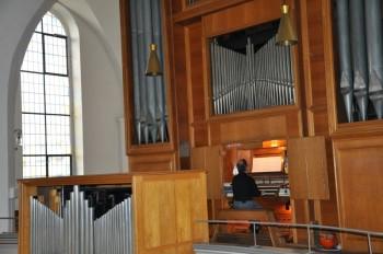 Miniatura zdjęcia: 1.09.2012r. 14 Międzynarodowy Festiwal Muzyki Kameralnej i Organowej Forst_DSC_0053.jpg