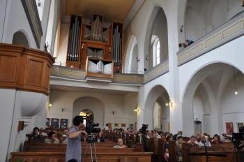 Miniatura zdjęcia: 1.09.2012r. 14 Międzynarodowy Festiwal Muzyki Kameralnej i Organowej Forst_DSC_0061.jpg
