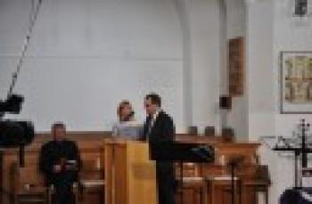 Miniatura zdjęcia: 1.09.2012r. 14 Międzynarodowy Festiwal Muzyki Kameralnej i Organowej Forst_DSC_0068.jpg