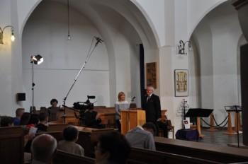 Miniatura zdjęcia: 1.09.2012r. 14 Międzynarodowy Festiwal Muzyki Kameralnej i Organowej Forst_DSC_0069.jpg