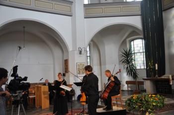 Miniatura zdjęcia: 1.09.2012r. 14 Międzynarodowy Festiwal Muzyki Kameralnej i Organowej Forst_DSC_0071.jpg
