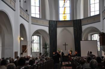 Miniatura zdjęcia: 1.09.2012r. 14 Międzynarodowy Festiwal Muzyki Kameralnej i Organowej Forst_DSC_0073.jpg