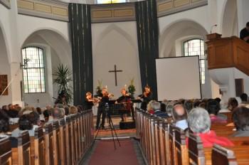 Miniatura zdjęcia: 1.09.2012r. 14 Międzynarodowy Festiwal Muzyki Kameralnej i Organowej Forst_DSC_0079.jpg