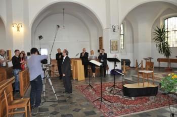 Miniatura zdjęcia: 1.09.2012r. 14 Międzynarodowy Festiwal Muzyki Kameralnej i Organowej Forst_DSC_0091.jpg