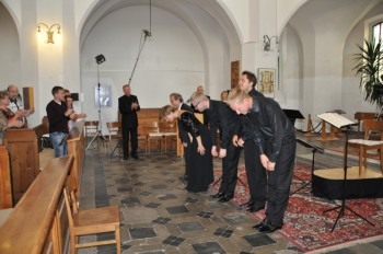 Miniatura zdjęcia: 1.09.2012r. 14 Międzynarodowy Festiwal Muzyki Kameralnej i Organowej Forst_DSC_0095.jpg