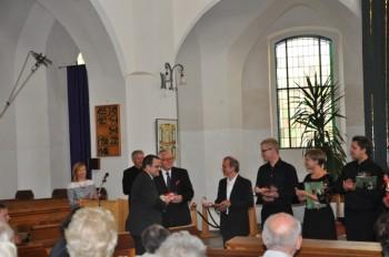 Miniatura zdjęcia: 1.09.2012r. 14 Międzynarodowy Festiwal Muzyki Kameralnej i Organowej Forst_DSC_0102.jpg