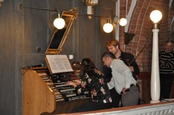 Miniatura zdjęcia: 26.08.2012r. 14 Międzynarodowy Festiwal Muzyki Kameralnej i Organowej Lubsko-Forst 2012 _DSC_0463.jp