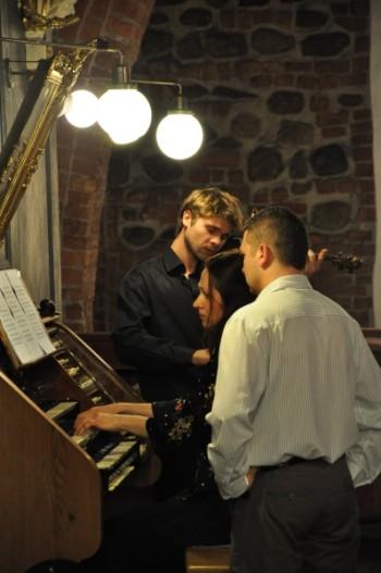 Miniatura zdjęcia: 26.08.2012r. 14 Międzynarodowy Festiwal Muzyki Kameralnej i Organowej Lubsko-Forst 2012 _DSC_0466.jp
