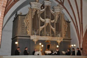 Miniatura zdjęcia: 19.08.2012r. 14 Międzynarodowy Festiwal Muzyki Kameralnej i Organowej Lubsko-Forst 2012 _DSC_0333.jp