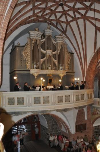 Miniatura zdjęcia: 19.08.2012r. 14 Międzynarodowy Festiwal Muzyki Kameralnej i Organowej Lubsko-Forst 2012 _DSC_0334.jp