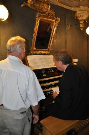 Miniatura zdjęcia: 19.08.2012r. 14 Międzynarodowy Festiwal Muzyki Kameralnej i Organowej Lubsko-Forst 2012 _DSC_0341.jp