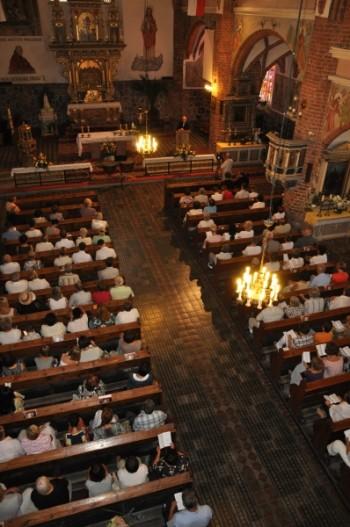 Miniatura zdjęcia: 19.08.2012r. 14 Międzynarodowy Festiwal Muzyki Kameralnej i Organowej Lubsko-Forst 2012 _DSC_0345.jp