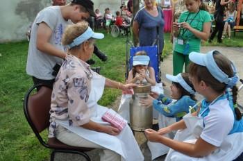 Miniatura zdjęcia: 5.07.2012r._cd.- XX Jubileuszowe Prezentacje Wokalne Dzieci i Młodzieży Specjalnej Troski_DSC_0245.J