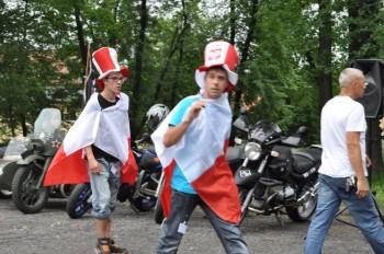 Miniatura zdjęcia: 4.07.2012r._cd. - XX Jubileuszowe Prezentacje Wokalne Dzieci i Młodzieży Specjalnej Troski_05.07.20