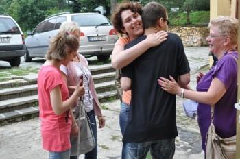 Miniatura zdjęcia: 3.07.2012r. XX Jubileuszowe Prezentacje Wokalne Dzieci i Młodzieży Specjalnej Troski_054.JPG