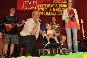 Miniatura zdjęcia: 3.07.2012r. XX Jubileuszowe Prezentacje Wokalne Dzieci i Młodzieży Specjalnej Troski_168.JPG