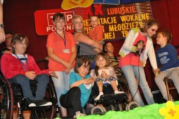 Miniatura zdjęcia: 3.07.2012r. XX Jubileuszowe Prezentacje Wokalne Dzieci i Młodzieży Specjalnej Troski_208.JPG