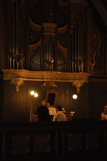 Miniatura zdjęcia: 23.08.2015 - 17 Festiwal Muzyki Kameralnej i Organowej - Lubsko_DSC_0330.jpg