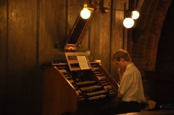 Miniatura zdjęcia: 16.08.2015 - 17 Festiwal Muzyki Kameralnej i Organowej - Lubsko_DSC_0177.jpg