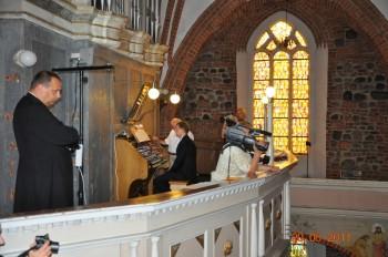 Miniatura zdjęcia: 21.08.2011r. Festiwal organowy_Obraz029.jpg