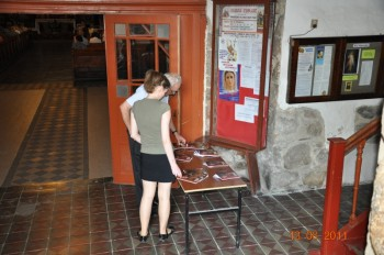 Miniatura zdjęcia: 14.08.2011 XIII MIĘDZYNARODOWY FESTIWAL MUZYKI KAMERALNEJ I ORGANOWEJ – LUBSKO 2011 _Obraz003.