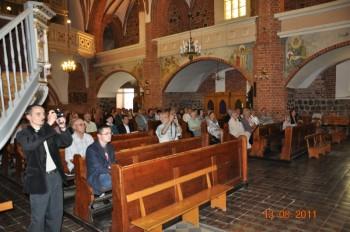 Miniatura zdjęcia: 14.08.2011 XIII MIĘDZYNARODOWY FESTIWAL MUZYKI KAMERALNEJ I ORGANOWEJ – LUBSKO 2011 _Obraz008.
