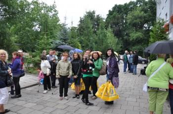 Miniatura zdjęcia: 02.07.2011r.Dzieci Europy- Europakinder POŻEGNANIE UCZESTNIKÓW (dzień 5)_DSC_0143.JPG