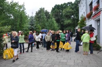 Miniatura zdjęcia: 02.07.2011r.Dzieci Europy- Europakinder POŻEGNANIE UCZESTNIKÓW (dzień 5)_DSC_0144.JPG