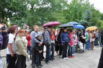 Miniatura zdjęcia: 02.07.2011r.Dzieci Europy- Europakinder POŻEGNANIE UCZESTNIKÓW (dzień 5)_DSC_0151.JPG