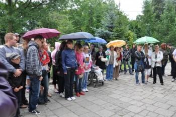 Miniatura zdjęcia: 02.07.2011r.Dzieci Europy- Europakinder POŻEGNANIE UCZESTNIKÓW (dzień 5)_DSC_0152.JPG