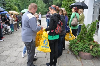 Miniatura zdjęcia: 02.07.2011r.Dzieci Europy- Europakinder POŻEGNANIE UCZESTNIKÓW (dzień 5)_DSC_0155.JPG