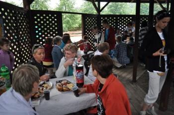 Miniatura zdjęcia: 30.06.2011r. Dzieci Europy- Europakinder PIKNIK MOTOCYKLOWY W JEZIORACH WYSOKICH (dzień 3)_fest.057.